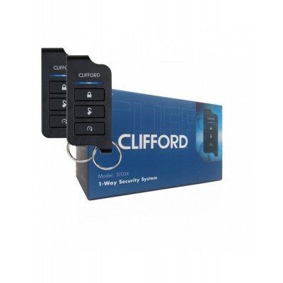 Clifford 3105X Συναγερμός Αυτοκινήτου (1-way)