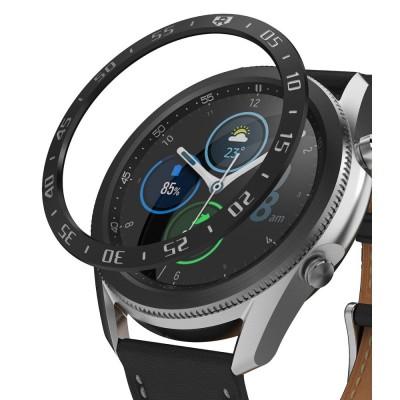 Ringke Bezel Galaxy Watch 3 45MM Stainless Black
