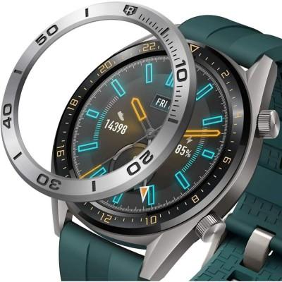 Ringke Bezel Huawei Watch GT/GT2 46mm Stainless Silver